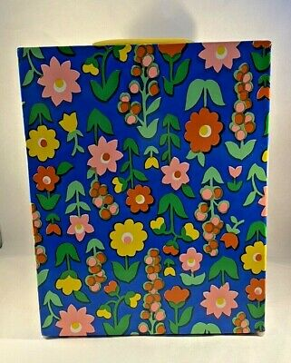 Vintage Retro Children's Singer Sewing Machine Case Floral Case Only