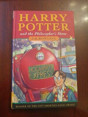 Harry Potter and the Philosopher's Stone by J. K. Rowling (Hardback, 1997)
