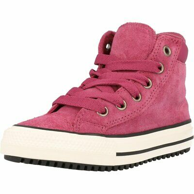 CONVERSE CHUCK TAYLOR All Star PC Boot Hi Rouille Rose Cuir