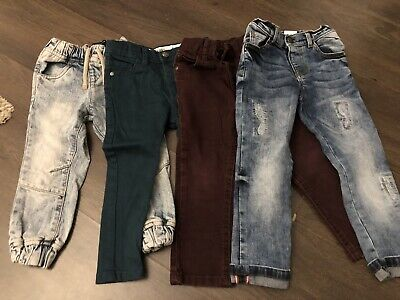 Boys jeans/trousers  2-3y