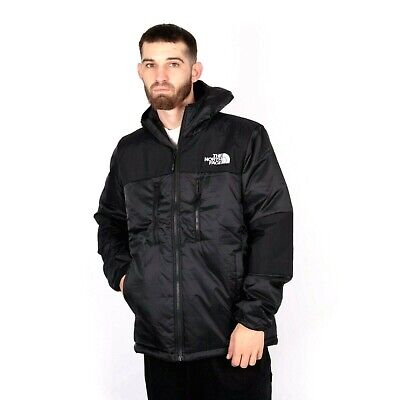 NORTH FACE HIMALAYAN Black Ligt Synt Hood TNF Jacket Size