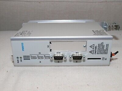 Festo CMMS-AS-C4-3A-G2 Motor Controller, 2nd generation, 95-250VAC, 4A – NEW