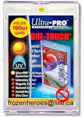 Ultra Pro 180Pt One Touch Magnetic Holder Uv *Free Shipping Promo*