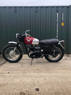 Matchless G80s Motorbike. Manufactured 1956. 500cc. Very rare. Px swap welcome