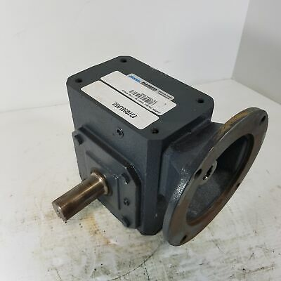 Browning 237Q56LR50 Double Shaft Gear Reducer 50:1
