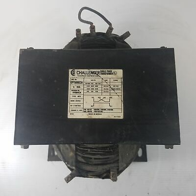 Challenger Single Phase Transformer CPT5000C2A 5.0 kVa