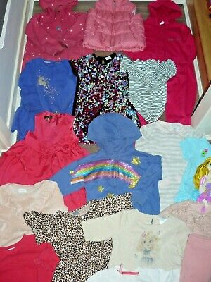 Girls bundle,River Island,F&F,M&S,Ted Baker,Next,Joules,Young Dimension size 3-4