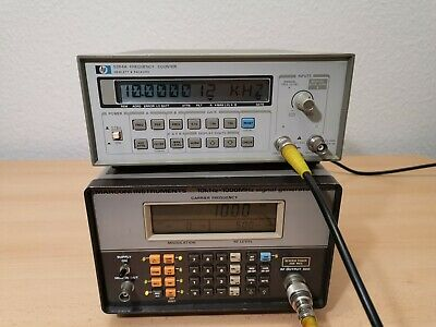 HP 5384A Frequency Counter 10 Hz to 225 MHz
