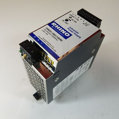 Automation Direct RHINO Industrial Power Supply PSM24-180S