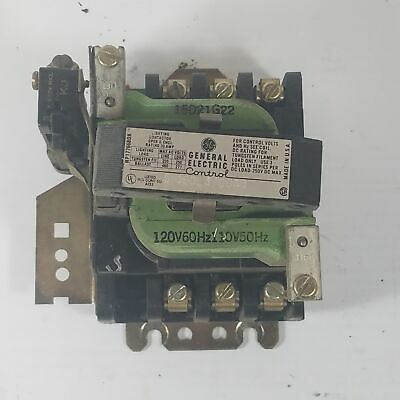 General Electric Contactor Control CR160L3700AB