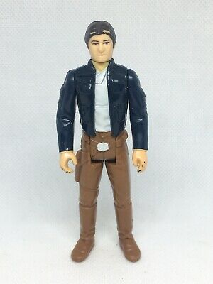 Vintage STAR WARS Figure - HAN SOLO in BESPIN FATIGUES - ESB 1980