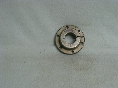 "(#0950)  QD Bushing,  1"" bore, Large diameter of taper ~1.88"""