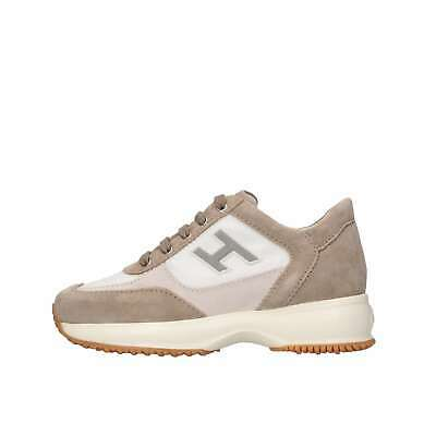 Hogan Junior Bambino HXC00N032428GM612F Beige Sneakers Primavera/Estate
