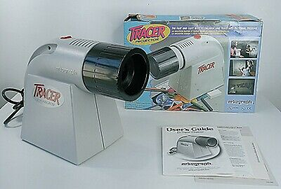Vintage Artograph Tracer Projector Model 225-360 For Drawing, Designing & Craft