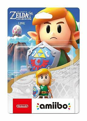 amiibo Link's Awakening The Legend of Zelda Nintendo Switch New Sealed