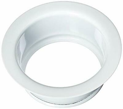 Rohl 743WH Disposal Escutcheon, White