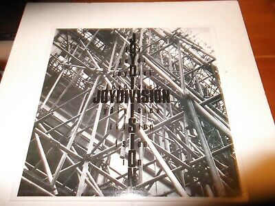 "Joy Division An Ideal For Living 2011 Unofficial 12"" Single"