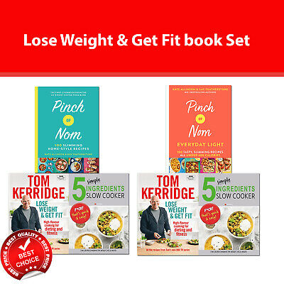 Lose Weight & Get Fit books Pinch of Nom Everyday Light, 5 Simple Ingredients
