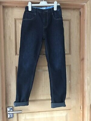 TED BAKER *12y BOYS Designer BLUE DENIM JEANS Age 12 YEARS VGC