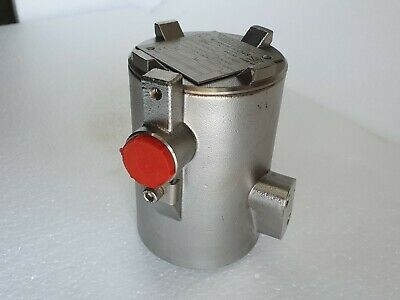Maxseal ICO4S Solenoid Valve, Direct Acting Poppet Valve, Y123BA1H1MM003   # NEW
