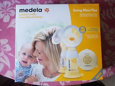 Medela Swing Maxi Flex Breast Pump Double Electric Breastpump