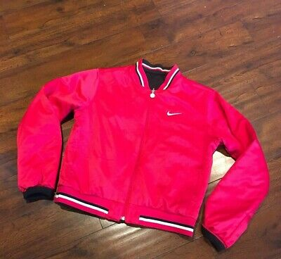 Nike Girls Collegiate Tracksuit - Size L (14-16yrs)