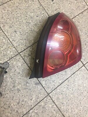 Nissan Almera 2002 To 2004- Drivers Side Rear Light