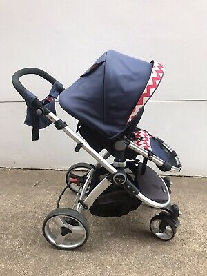 Redsbaby Bounce Pram Navy