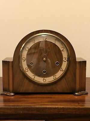 Smiths Of Enfield 8 Day Mantle Clock