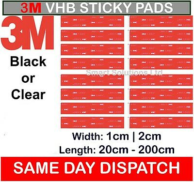 Double Sided Pads 3M Automotive Truck Auto Acrylic Tape Adhesive Sticky Pads