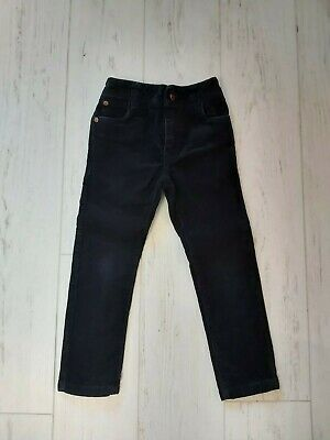 Boys Next Navy Cords/ Trousers Age 4 Years