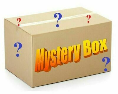 Mystery/Surprise Box for Women/Men/Kid dvds Makeup, Magic new items min 7 items
