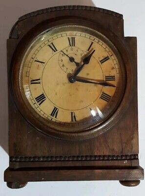 Vintage Antique H.A.C. clock (for repair)