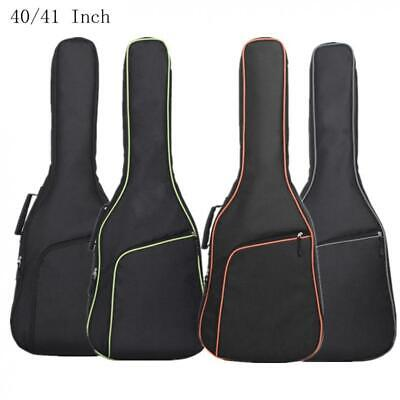 40 / 41 Inch Gig Bag  Oxford Fabric Guitar Double Straps Padded Guitar Soft Case