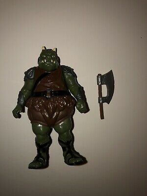 1983 Kenner-LFL VINTAGE STAR WARS GAMORREAN GUARD COMPLETE ACTION FIGURE LOOSE
