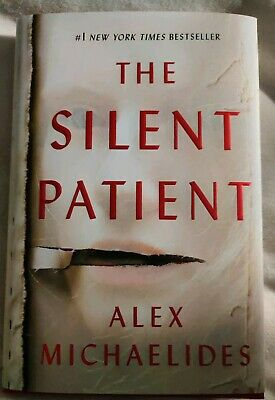 The Silent Patient by ALEX MICHAELIDES brand newHARDCOVER