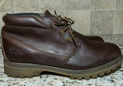 TIMBERLAND MENS PREMIUM Limited Edition Chukka Boots Size 12