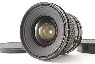 *EXC+++++* CANON NEW FD 20mm F/2.8 NFD MF Ultra Wide Angle Lens From JAPAN #1038