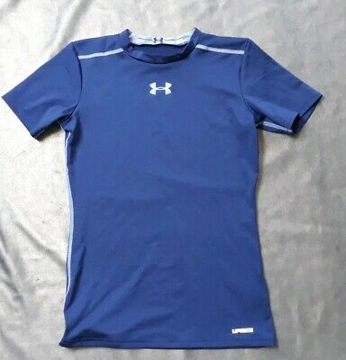 New Under Armour Short Sleeved Sports Base Thermal Layer -Girls 14-16yrs