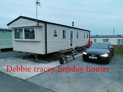 8 berth caravan for rent on golden sands holiday park towyn Wales