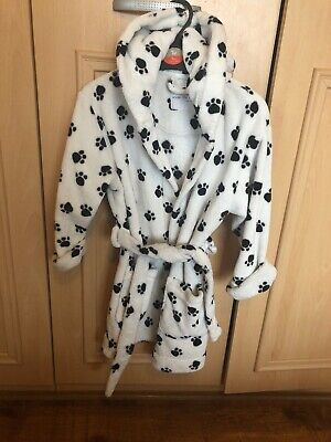 Girls Next Dressing Gown Age 4-5 Years