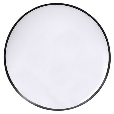 30Cm Wide Angle Security Road Mirror Curved for Indoor Burglar Outdoor Safu P2I5