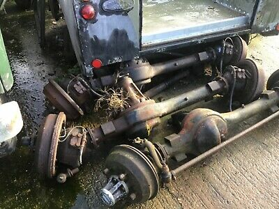 Landrover Series Front Axle