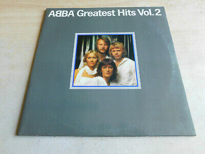Abba Greatest Hits Vol.2 14 Track Vinyl LP Polydor 1979 Ex Condition..