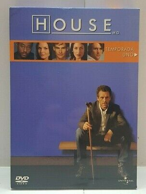 Pelicula Dvd Serie Tv House Temporada 1
