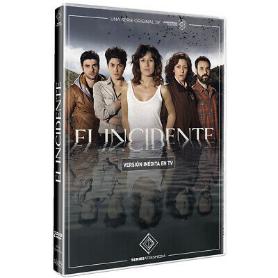 Pelicula Dvd Serie Tv El Incidente Precintada