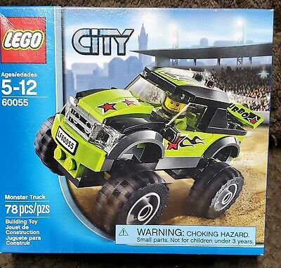 LEGO City 60055 City Monster Truck  Brand New Sealed Retired
