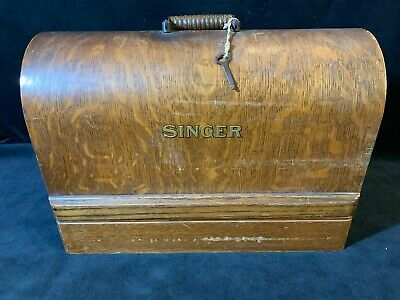 Vintage 1947 Singer Sewing Machine with Case - MODEL-99K - Fabulous Rare Model!!