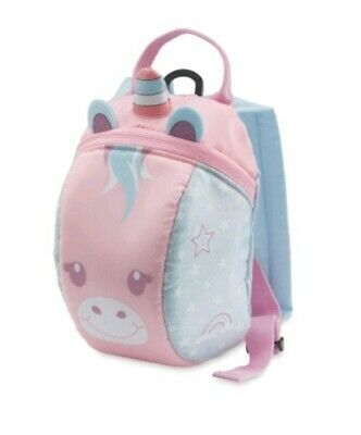 BNWT Toddler Unicorn Backpack With Reins