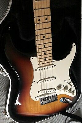 Fender VG Stratocaster USA - Free Shipping with Buy It Now